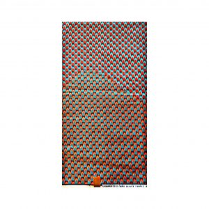 Pagne Wax mosaique